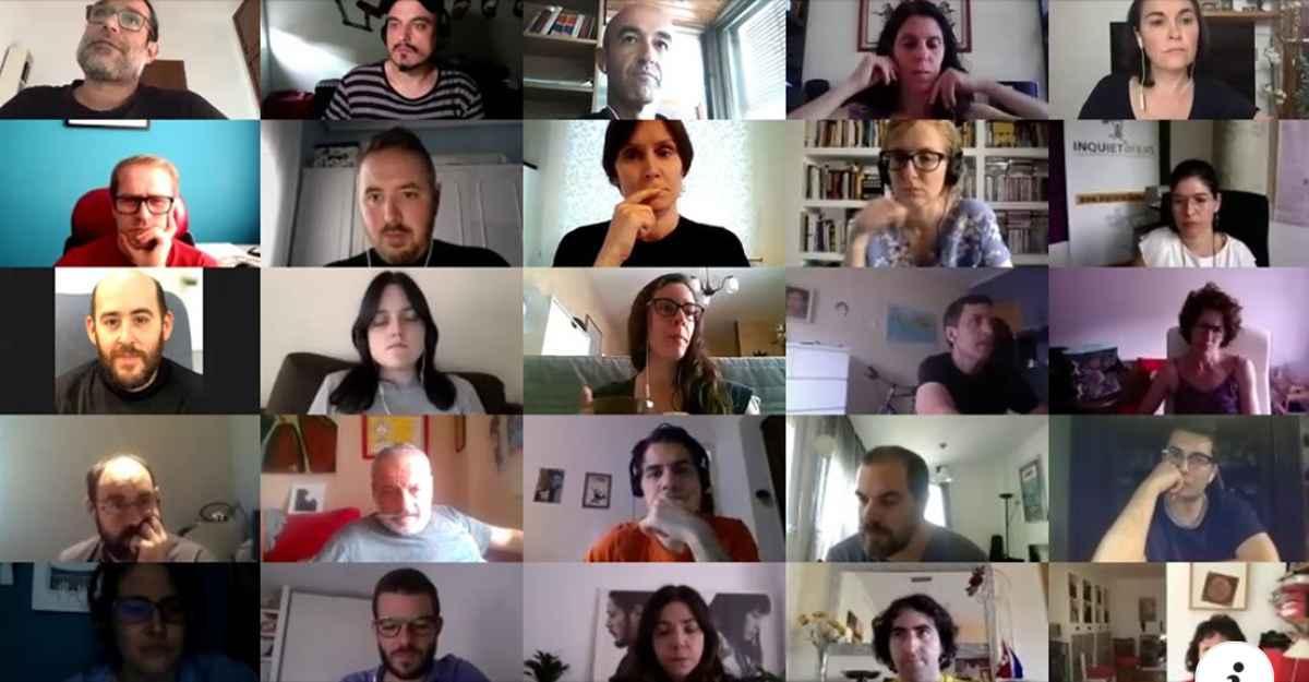 Encuentro Cortometraje Español